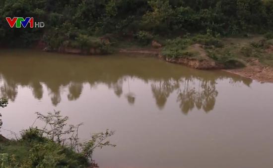 Hồ chứa thiếu an toàn tuyệt đối không được tích nước