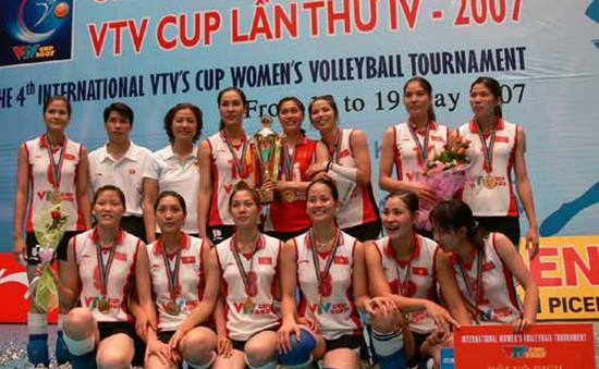 Nhìn lại VTV Cup 2007: Chức vô địch đầu tiên cho ĐT nữ Việt Nam