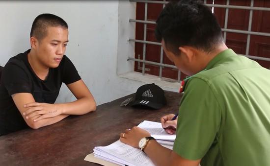 Quảng Bình: Bắt giữ đối tượng dùng súng bắn người rồi bỏ trốn