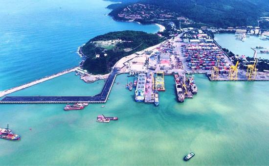 Đà Nẵng: Khánh thành Dự án mở rộng cảng Tiên Sa giai đoạn 2