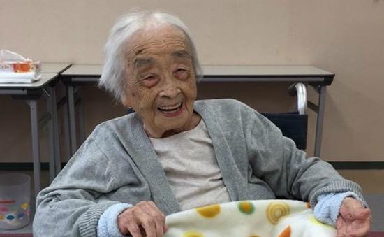 Cụ bà thọ nhất thế giới qua đời ở tuổi 117