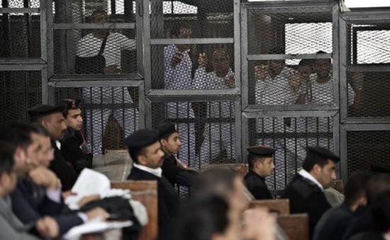 Ai Cập tử hình 75 thành viên Tổ chức Anh em Hồi giáo