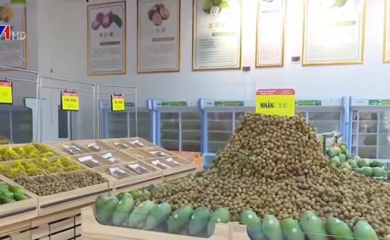 Tuần lễ nhãn và nông sản an toàn Sơn La tại Trung Quốc