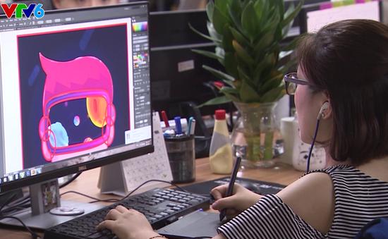 """Ngành thiết kế đồ họa vì sao sẽ """"hot"""" trong tương lai?"""