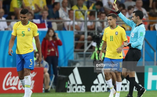 Brazil phải trả giá đắt sau chiến thắng trước Mexico