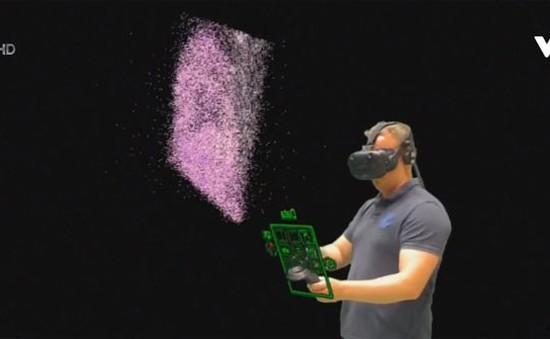 Kính thực tế ảo khám phá vũ trụ