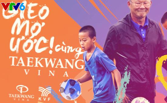 Khi thầy Park- Hang - Seo gieo ước mơ cho trẻ em Việt