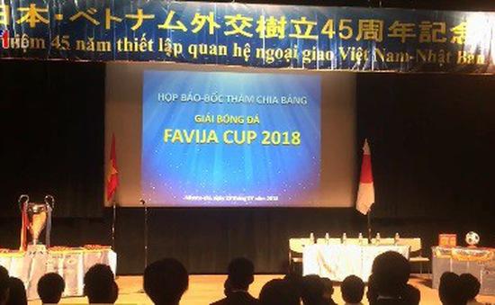 Giải bóng đá của người Việt tại Nhật Bản