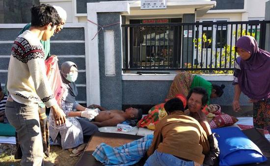 Indonesia hỗ trợ nạn nhân động đất