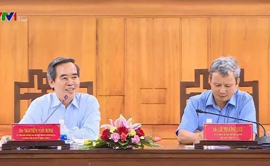 Kiểm tra việc thực hiện Nghị quyết 19 tại Thừa Thiên - Huế