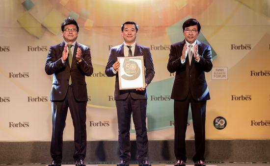 Vinamilk 6 năm liền lọt vào Top 50 công ty niêm yết tốt nhất Việt Nam