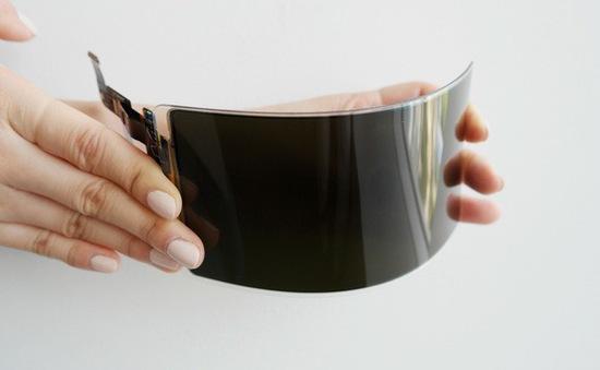 """Samsung hé lộ màn hình smartphone """"không thể vỡ"""""""