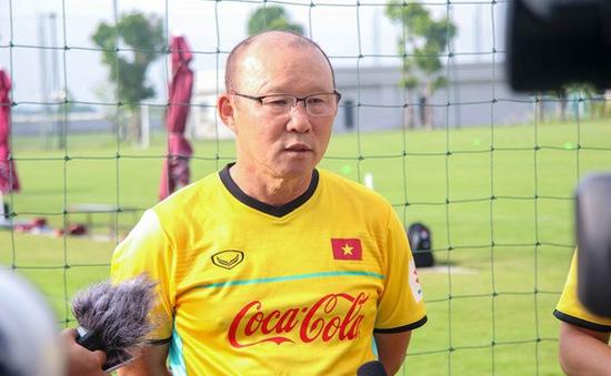 HLV Park Hang Seo: Văn Lâm là thủ môn tốt nhất V.League, Bùi Tiến Dũng phong độ chưa cao