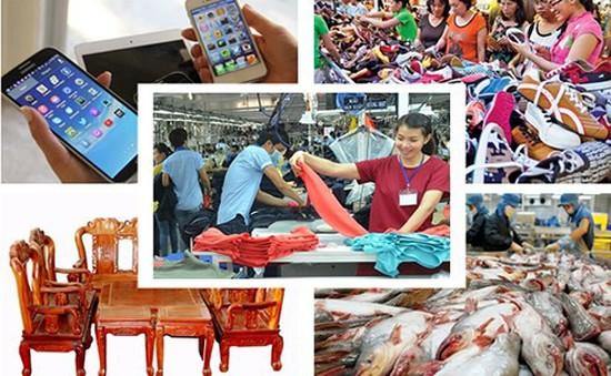 Việt Nam xuất siêu 3,1 tỷ USD 7 tháng dù thương mại quốc tế căng thẳng