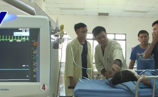 Liên tục theo dõi sức khỏe các nạn nhân sau vụ tai nạn tại Quảng Nam