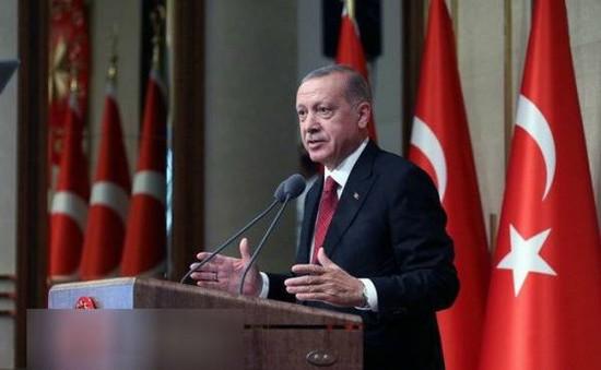 Tổng thống Thổ Nhĩ Kỳ đề xuất gia nhập khối BRICS