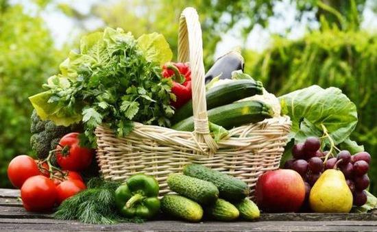 Ăn nhiều rau quả, giảm triệu chứng vẩy nến