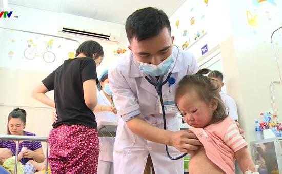 Hà Nội: Số ca mắc sởi tiếp tục tăng