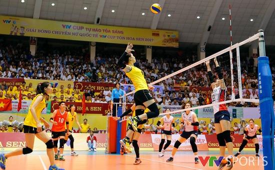 Giải bóng chuyền nữ quốc tế VTV Cup Ống nhựa Hoa Sen 2018: Hứa hẹn những bất ngờ…