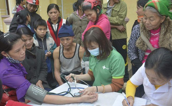 Trà Vinh khám sức khỏe cho đồng bào dân tộc