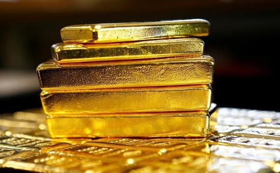 Giá vàng tăng sau khi đồng USD đi xuống