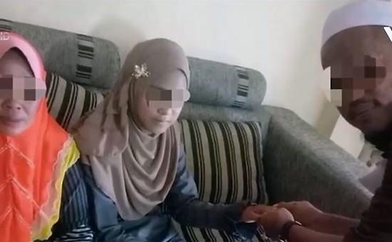Báo động tình trạng cô dâu nhí ở Malaysia