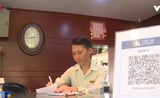 Thái Lan thúc đẩy thanh toán điện tử bằng mã QR
