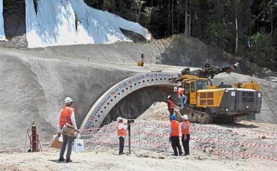 Malaysia ngừng dự án đường sắt Vành đai và Con đường