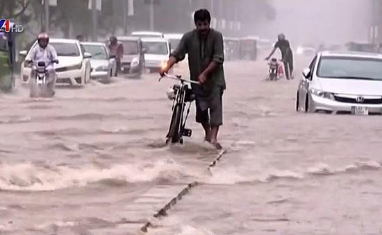 Mưa lớn tại Pakistan, ít nhất 14 người thiệt mạng