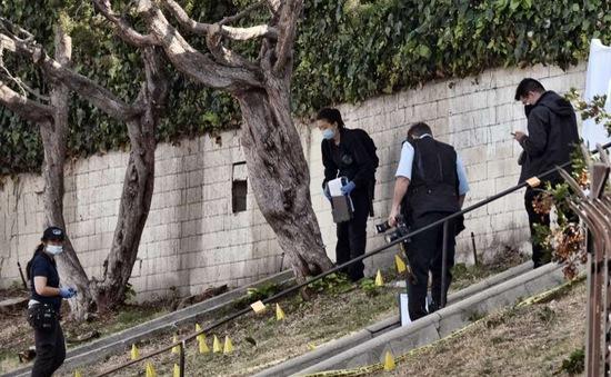 3 người thiệt mạng trong vụ xả súng tại Los Angeles (Mỹ)