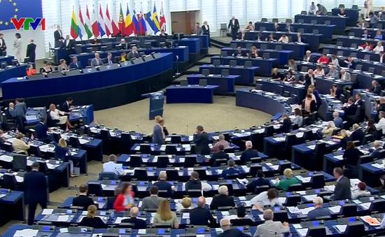 Nghị viện châu Âu bác dự luật bản quyền gây tranh cãi