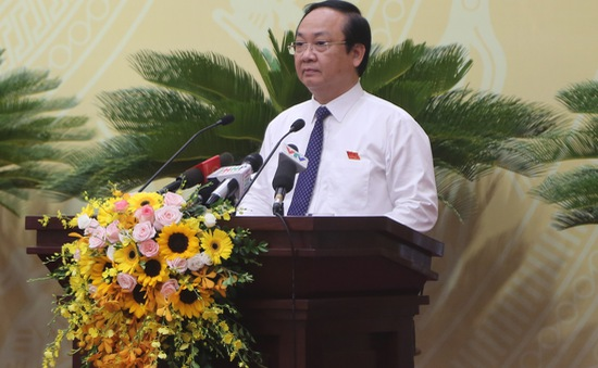 """Một số chung cư """"khát"""" nước sạch, lãnh đạo Hà Nội nói gì?"""