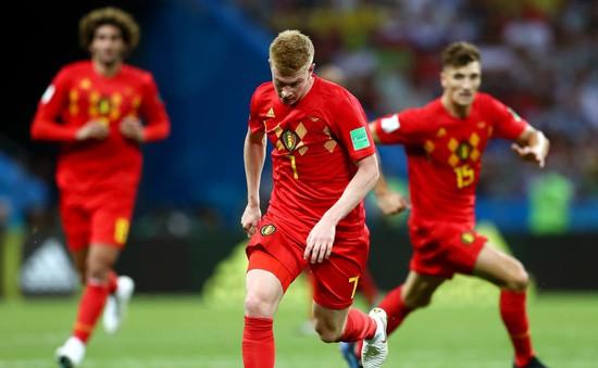 Chấm điểm ĐT Brazil 1 – 2 ĐT Bỉ: Bộ ba giải Ngoại hạng tỏa sáng