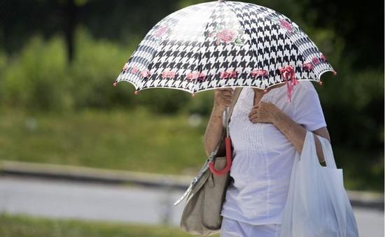 Số người tử vong vì nắng nóng tại Canada tiếp tục tăng