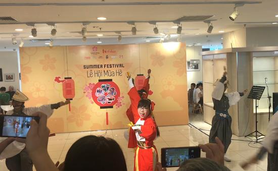 Hào hứng với lễ hội Nhật Bản chào đón mùa hè