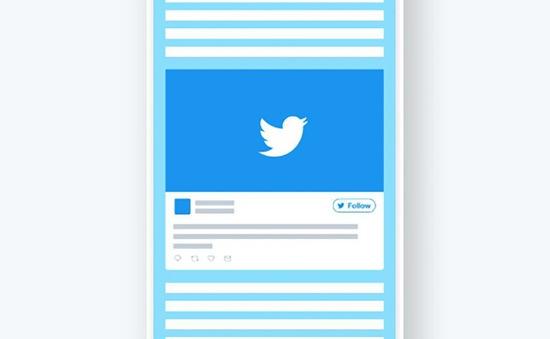 Twitter thông báo xóa mỗi ngày 1 triệu tài khoản ảo