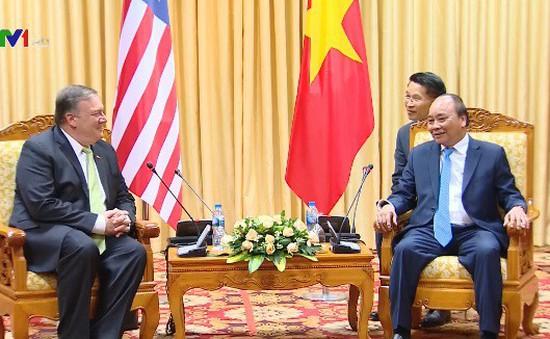 Việt Nam coi trọng và mong muốn phát triển quan hệ Đối tác toàn diện Việt Nam - Hoa Kỳ