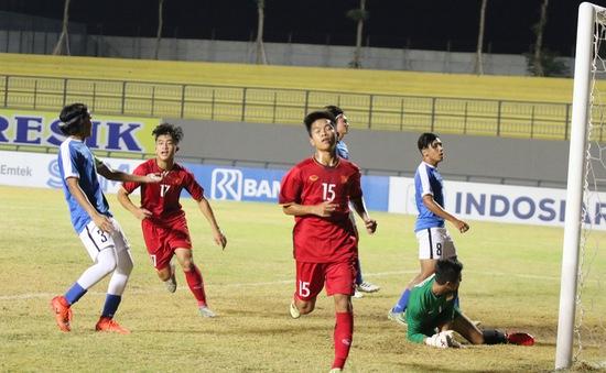 Hòa Singapore, U19 Việt Nam chia tay giải U19 Đông Nam Á từ vòng bảng