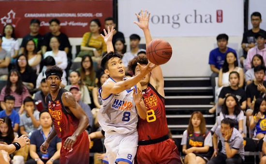 VBA 2018: Hanoi Buffaloes đòi lại món nợ trước Saigon Heat, vươn lên vị trí thứ 3