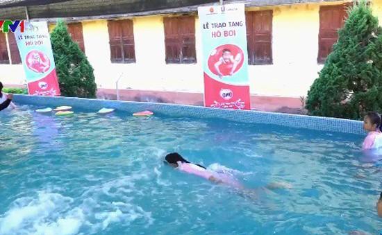 Phòng tránh đuối nước ở trẻ em