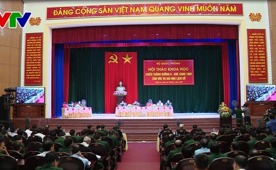 Chiến thắng đường 9 – Khe Sanh 1968: Tầm vóc và bài học lịch sử