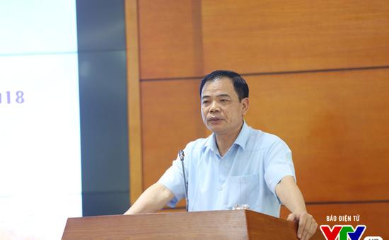 Bộ trưởng Nguyễn Xuân Cường: Cần thực hiện đồng bộ nhiều giải pháp phòng chống thiên tai