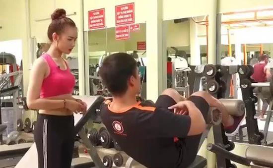 Hướng dẫn các bài tập gym cho eo thon