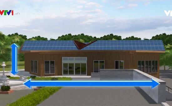 Ngôi trường sử dụng năng lượng mặt trời