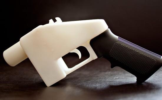 Tòa án Mỹ ngăn việc công khai thiết kế súng in 3D