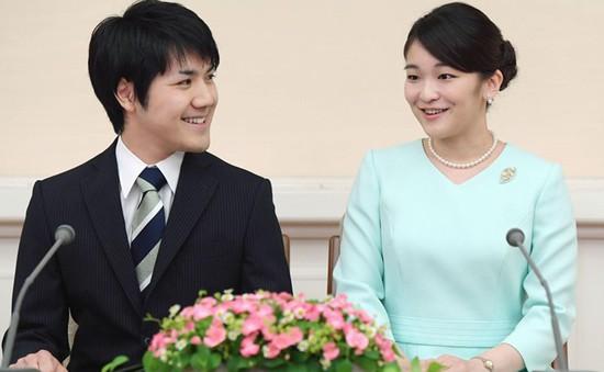 Công chúa Nhật Bản hoãn cưới vì nhà chồng mắc nợ