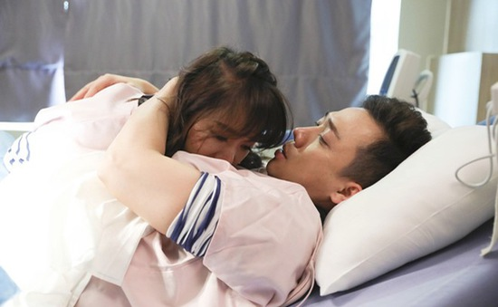 Khi đàn ông mang bầu: Trấn Thành bật khóc khi nghĩ tới cảnh Hari Won sinh con