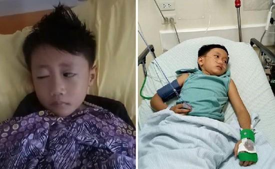Philippines: Cậu bé 6 tuổi bị co giật cơ mặt liên tục sau 9 tiếng chơi game