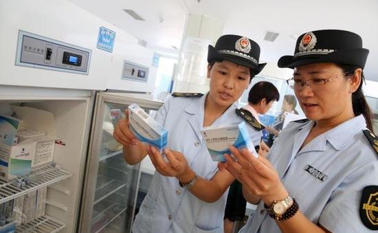 Trung Quốc khắc phục hậu quả vụ bê bối vaccine của công ty Trường Xuân Trường Sinh