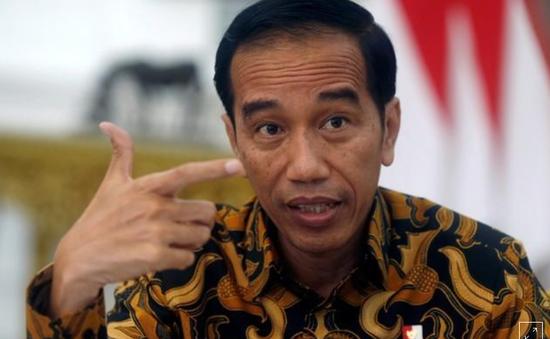 Tổng thống Indonesia Joko Widodo sẽ tái tranh cử